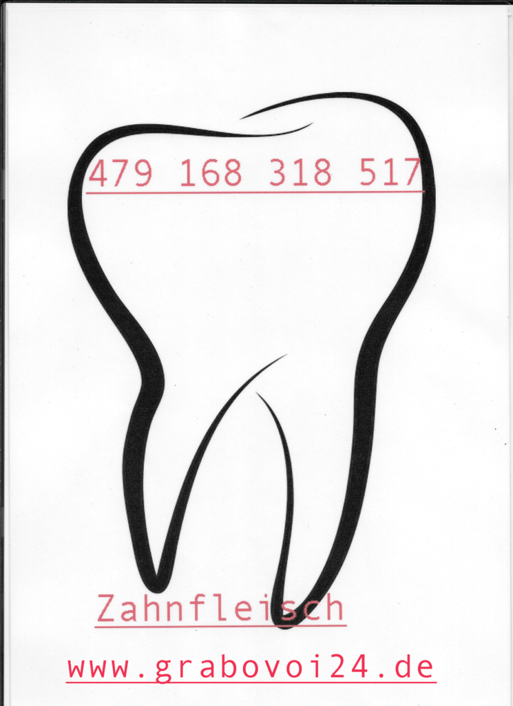 Zahnfleisch